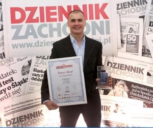 Laureat Plebiscytu Dziennika Zachodniego Sportowiec Roku - Trener Roku 2018