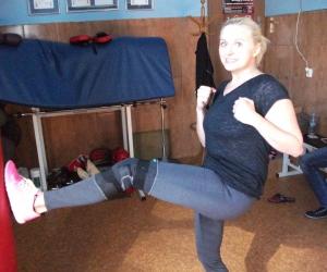 Boks - Trening personalny Magdy