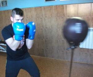 Profesjonalny trening technik bokserskich