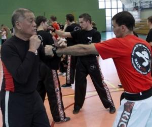 Seminarium z GM Richardem Bustillo- Uczniem Bruce'a Lee