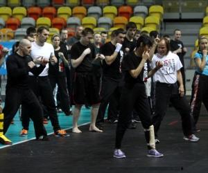 vSeminarium z Mistrzem Świata Kick-Boxingu-Sensei Benny The Jet Urquidezem