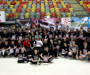 Seminarium z Mistrzem Świata Kick-Boxingu-Sensei Benny The Jet Urquidezem