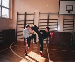Trener osobisty (personalny) www.kick-boxing.czest.pl