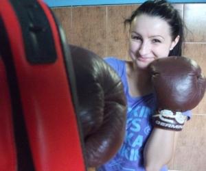 Trening personalny Weroniki