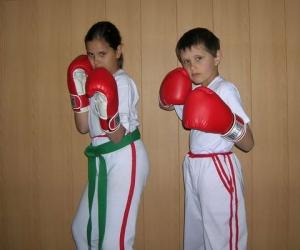 Treningi z BACKFIST www.kick-boxing.czest.pl