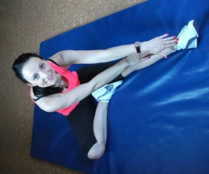 Wszechstronny trening personalny Oli :)