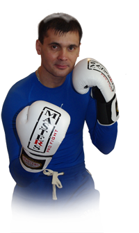 Tomasz Boral - Kickboxing Backfist