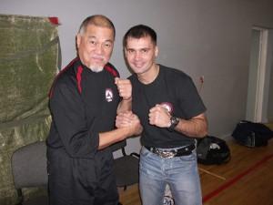 Richard Bustillo i Tomasz Boral