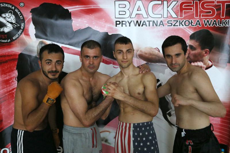 Kickboxing Częstochowa MMA sztuki walki