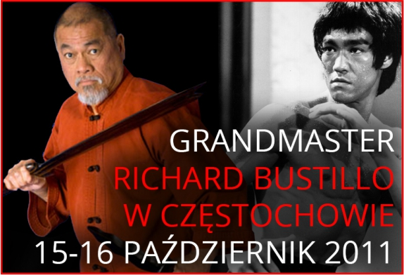 Richard Bustillo w Polsce
