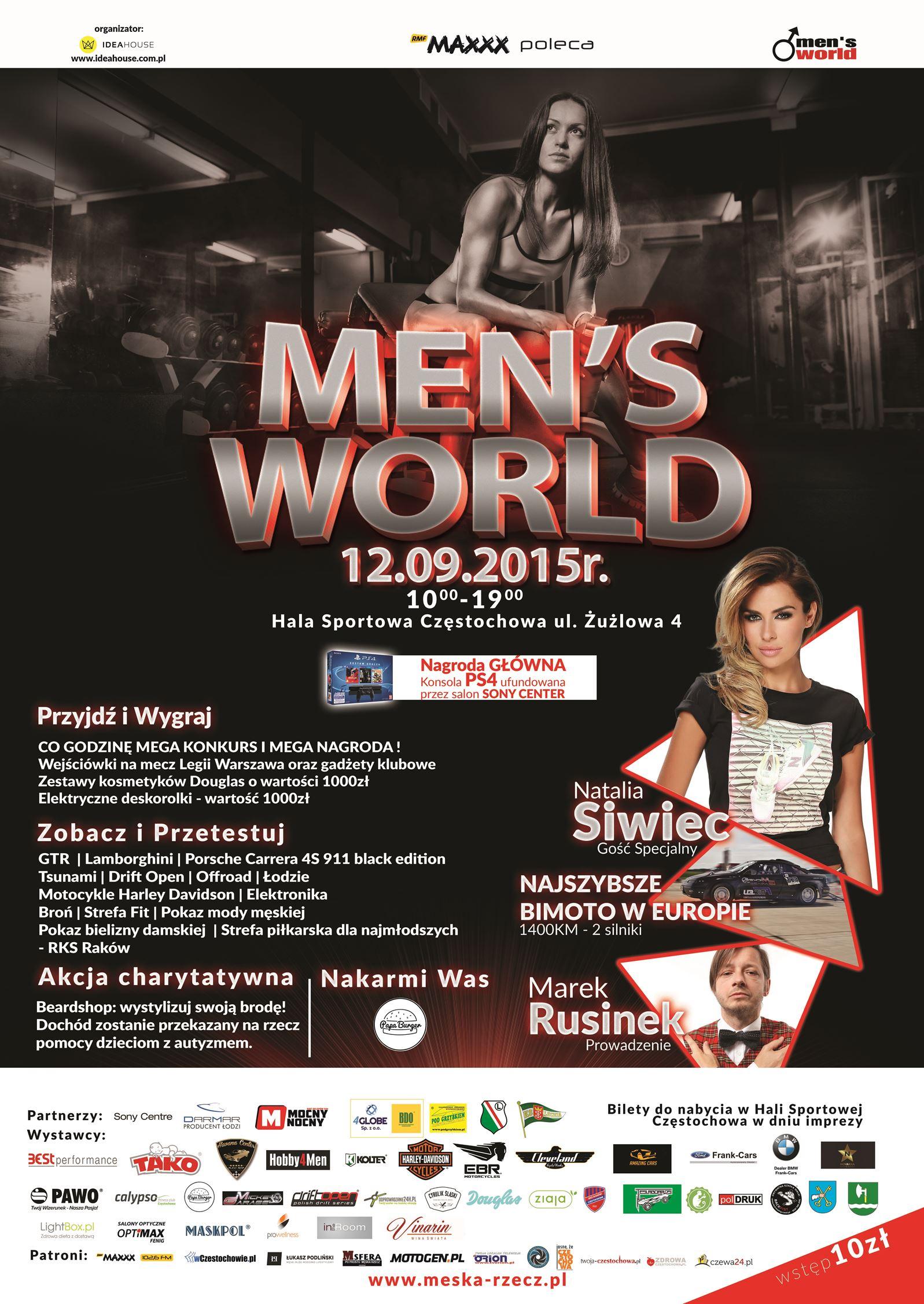 Men's World Częstochowa