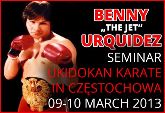 Benny The Jet Urquidez w Polsce